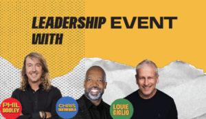 Men's Leadership Event 2019