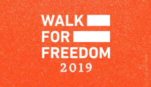 Walk For Freedom