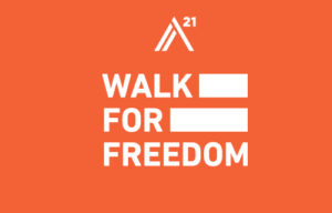 AMS: Walk for freedom