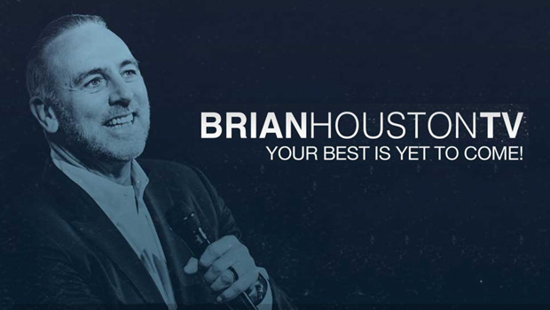 Brian Houston TV: Look It In The Eye And Step Into It
