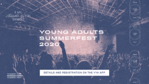 YOUNG ADULTS SUMMERFEST