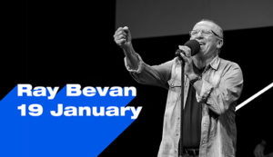 Sunday Gatherings with Ray Bevan