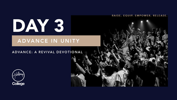 Advance: A Revival Devotional Day 3