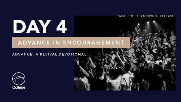 Advance: A Revival Devotional Day 4