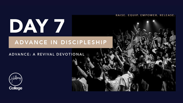 Advance: A Revival Devotional Day 7