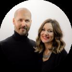 John & Tennille Borefelt, Lead Pastors Hillsong Italy
