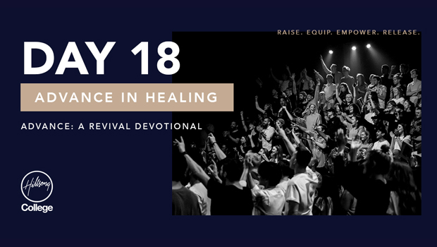 Advance: A Revival Devotional Day 18