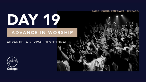 Advance: A Revival Devotional Day 19