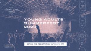 Hillsong Young Adults Summerfest