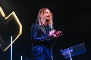 Pastor Nathan Finochio