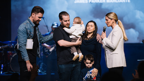 Our Home: Baby Dedications