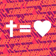 <b>Cross Equals Love</b>
