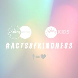 #ACTSOFKINDNESS