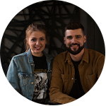Вадим и Анна Фещенко