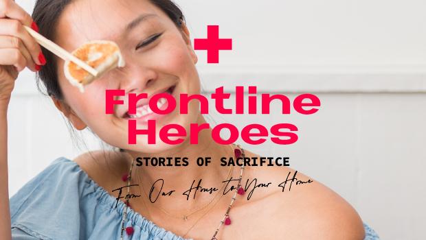Frontline Heroes   Hannah - Mimi Cheng's Dumplings