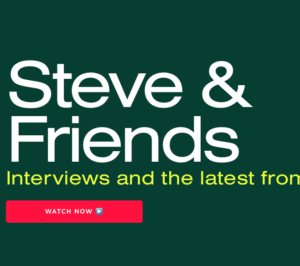 New Episode of Steve & Friends