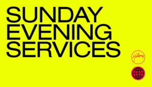 Sunday Evening Services | Online