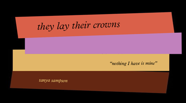 THEY LAY THEIR CROWNS